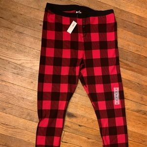 Old Navy Flannel PJs XL